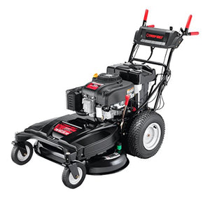 Troy-Bilt WC33 420cc 33-inch Wide Cut RWD Lawn Mower With Electric Start