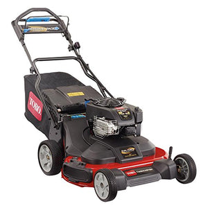 TimeMaster 30 in. Briggs & Stratton Personal Pace Self-Propelled Walk-Behind Gas Lawn Mower with