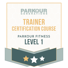 Parkour Fitness Level 1 Trainer Certification: London, UK, May 30-31