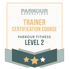 Parkour Fitness Level 2 Trainer Award Course