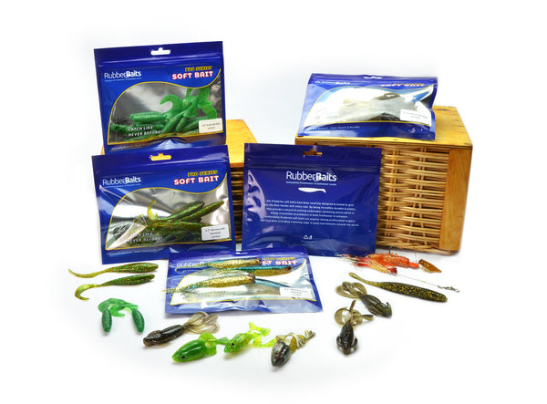 Saltwater Soft Baits – RubberBaits