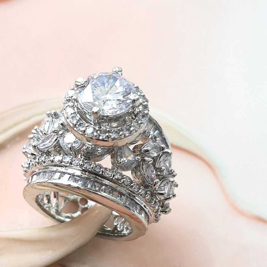Lavish Cocktail Ring