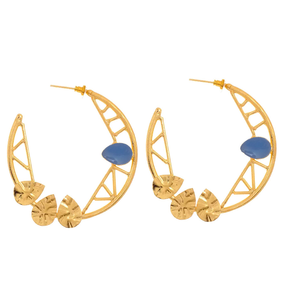 Bolour Hoop Earrings