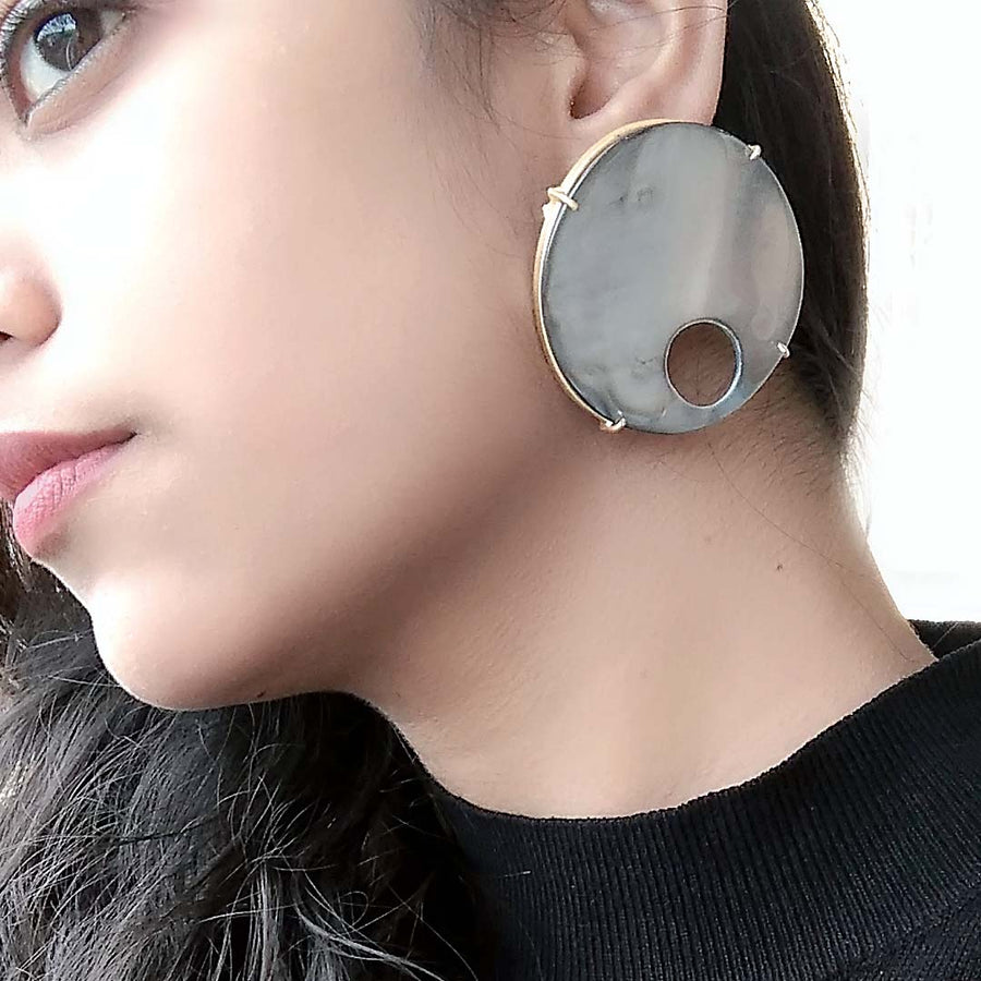 Shell me Up Earrings