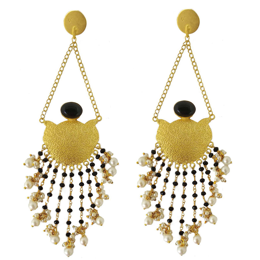 Ornate Fusion Earrings