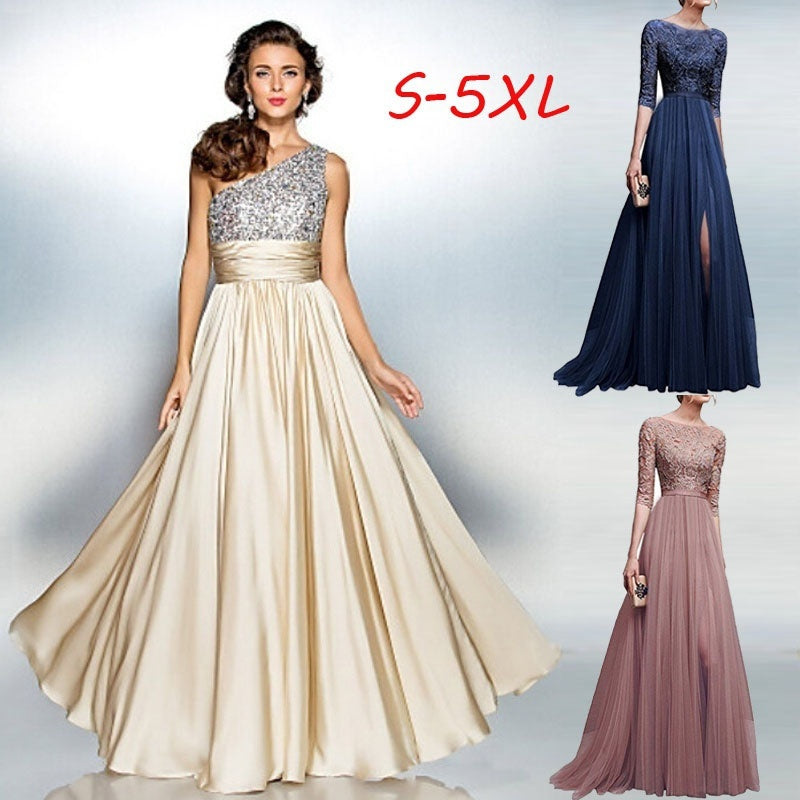 Elegant Maxi Dresses for Weddings
