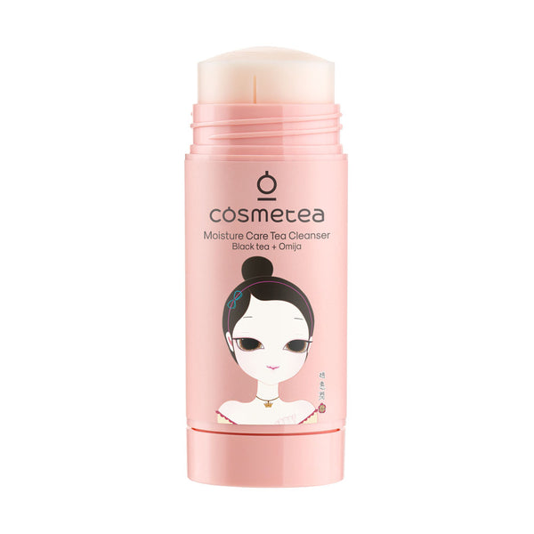 Cosmetea Moisture Care Tea Cleanser Black Tea + Omija