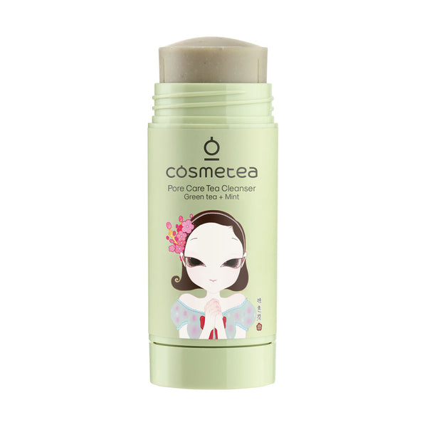 Cosmetea Pore Care Tea Cleanser Green Tea + Mint