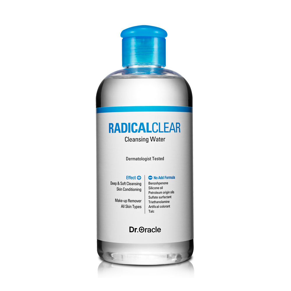 Dr Oracle Radical Clear Cleansing Water