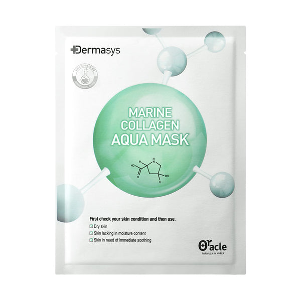 Dr Oracle Dermasys Marine Collagen Aqua Mask - 1 ea