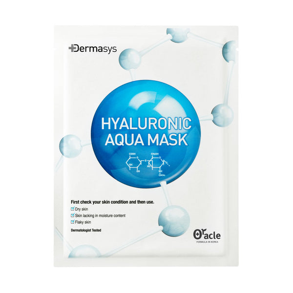 Dr Oracle Dermasys Hyaluronic Aqua Mask - 1 ea