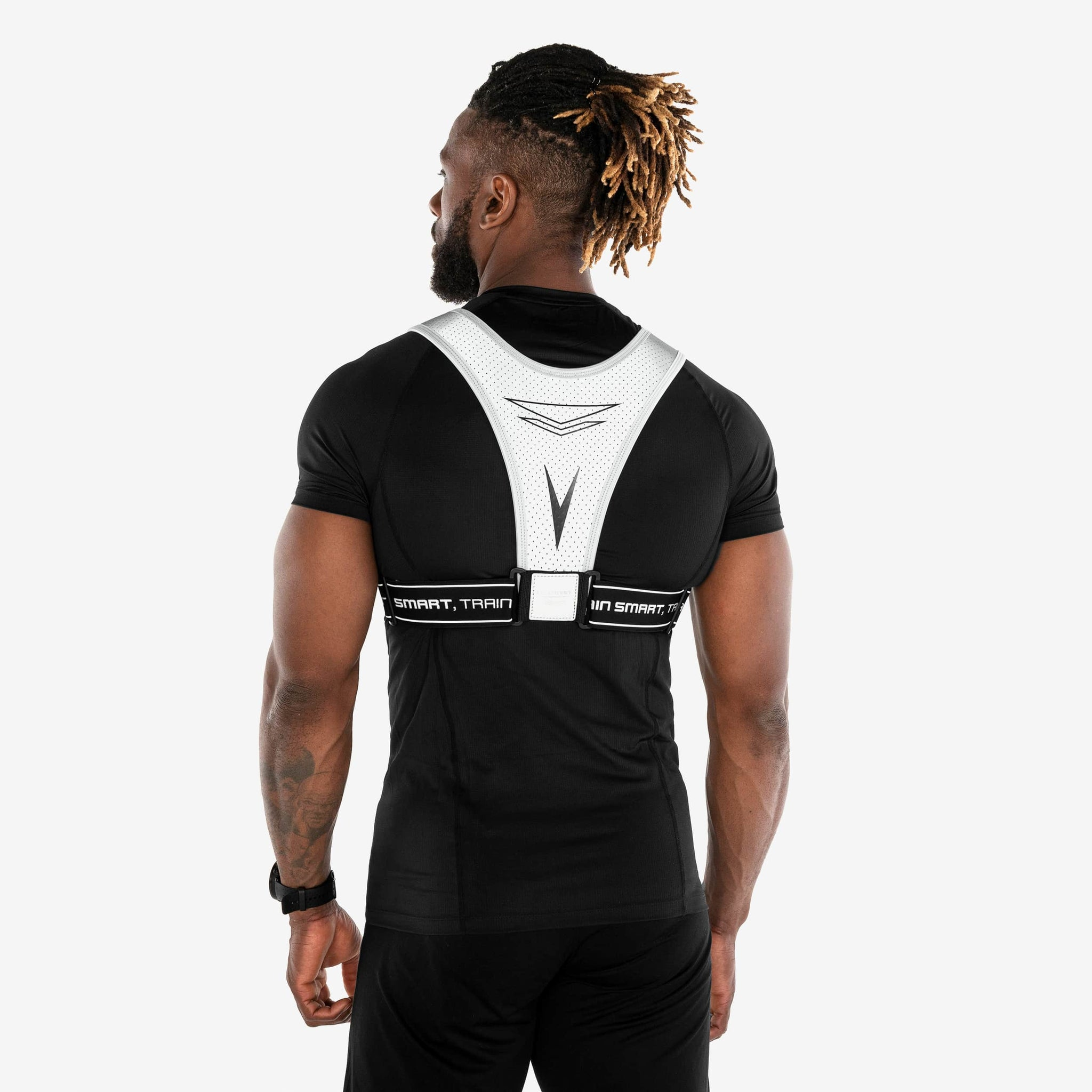 Running vest with pockets