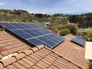 HOME IMPROVEMENT WITH SOLAR ENERGY
