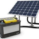 Rechargeable Battery Used in Solar Lights