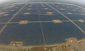 Southern Spain's solar power project of 200 MW will be developed by UK firm
