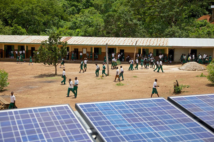 Solar Lighting and Education in Rural Areas