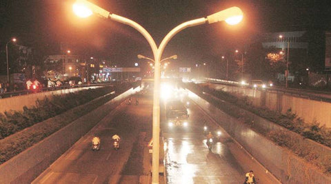Conventional Street Lighting System