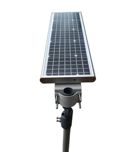 20 Watt All in One Solar Street Light with MPPT Controller - TTSSNM20W - tapetum.in