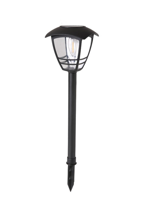 Solar Edison Garden Light - TTSEMGL2W (Pack of 10) - tapetum.in