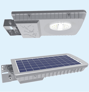 Solar Street Light 10 Watt - TTSSL10W - tapetum.in