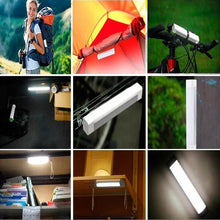 Solar Emergency Tube Light 8 Watt - White - TTSELTL8W