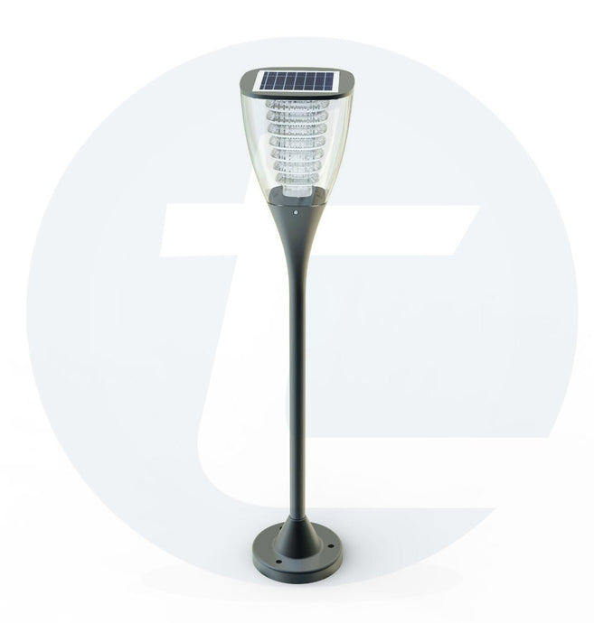 Solar Garden Light Warm White - TTSGLWW1W - tapetum.in