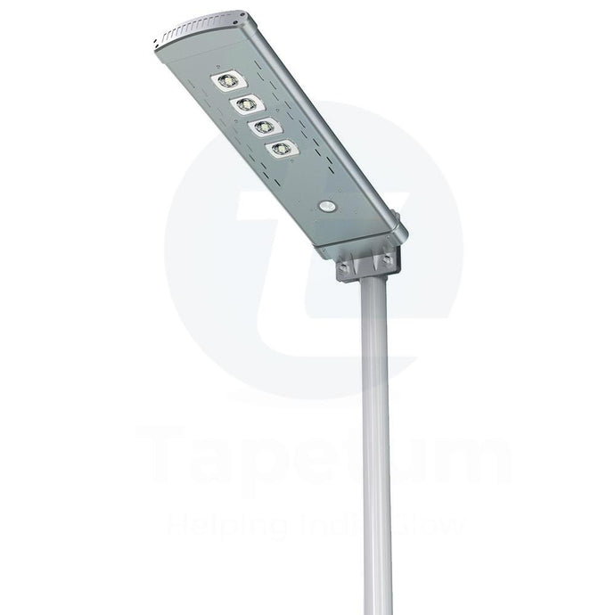 Solar Street Light 30 Watt - TTSSN30W