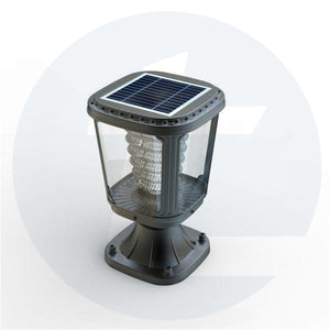 Tapetum Solar European Gate Light 1 Watt - TTSEGL1W