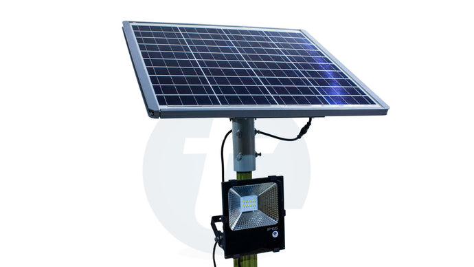 Solar Flood Light 50 Watt - TTSFL50W