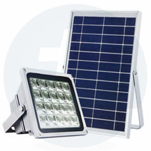 Solar Garden Fancy Flood Light - White - 5/10 Watt - TTSGFFL10W - tapetum.in