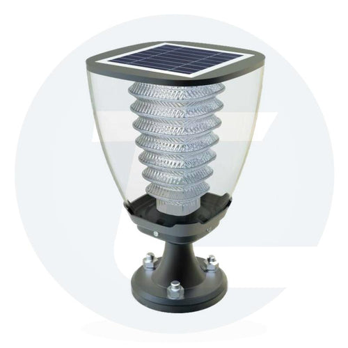 Solar Gate Light - Warm White - TTSGL2W