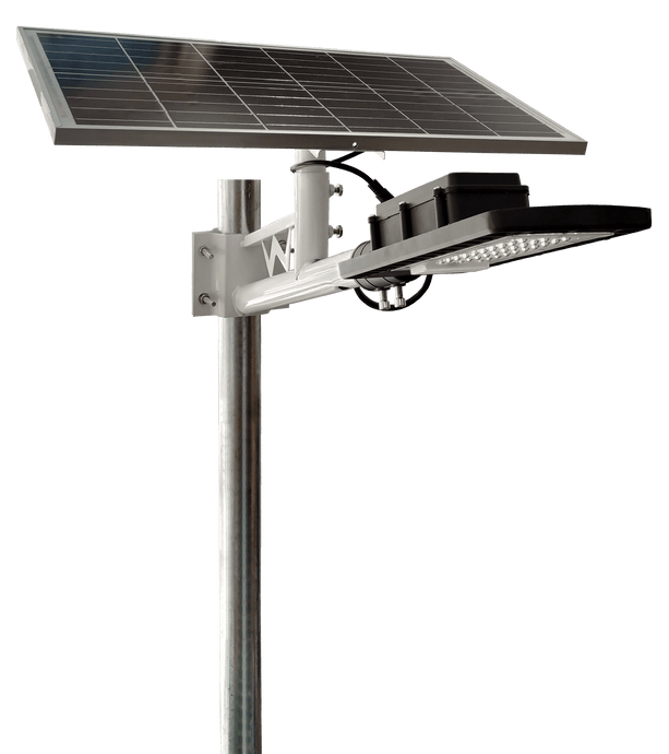 Solar Street Light 15 Watt with MPPT Controller - TTISL15W - tapetum.in