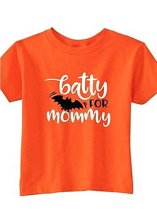 """Batty For Mommy"" T-Shirt"