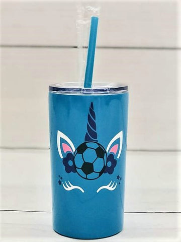 Unicorn Sports Skinny Mini Tumbler