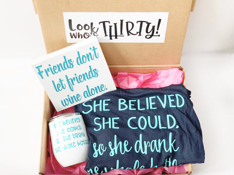 unique gifts girlfriend | She believed she could |friend gift