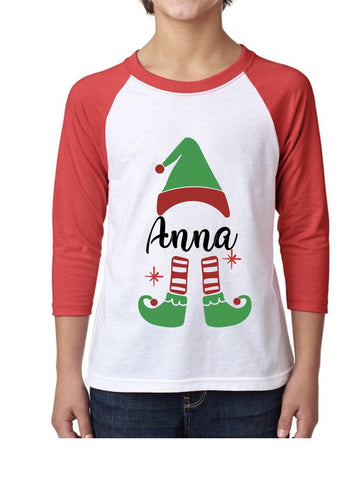 elf tee shirt | elf shirts kids | elf shirts