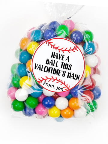 Have a Ball This Valentine's Day