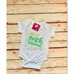 Pinch Charming St. Patrick's Day Baby Outfit