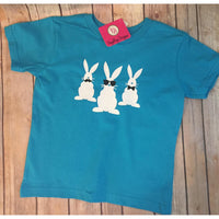 Toddler Easter bunny shirt