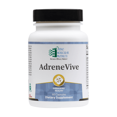 AdreneVive 60ct - Ortho Molecular Products - ePothex