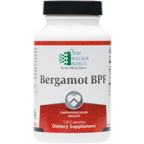 Bergamot BPF 120ct - Ortho Molecular Products - ePothex