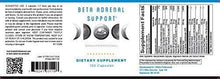 Beta Adrenal Support 120ct - OrBeta Professional - ePothex