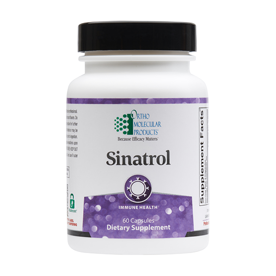 Sinatrol 60ct - Ortho Molecular Products - ePothex