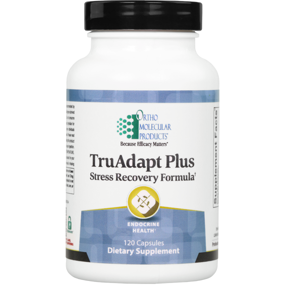 TruAdapt Plus 120ct - Ortho Molecular Products - ePothex