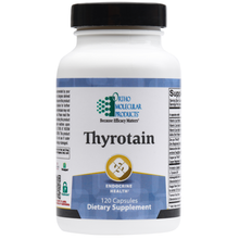Thyrotain 120ct Capsules - Ortho Molecular Products - ePothex