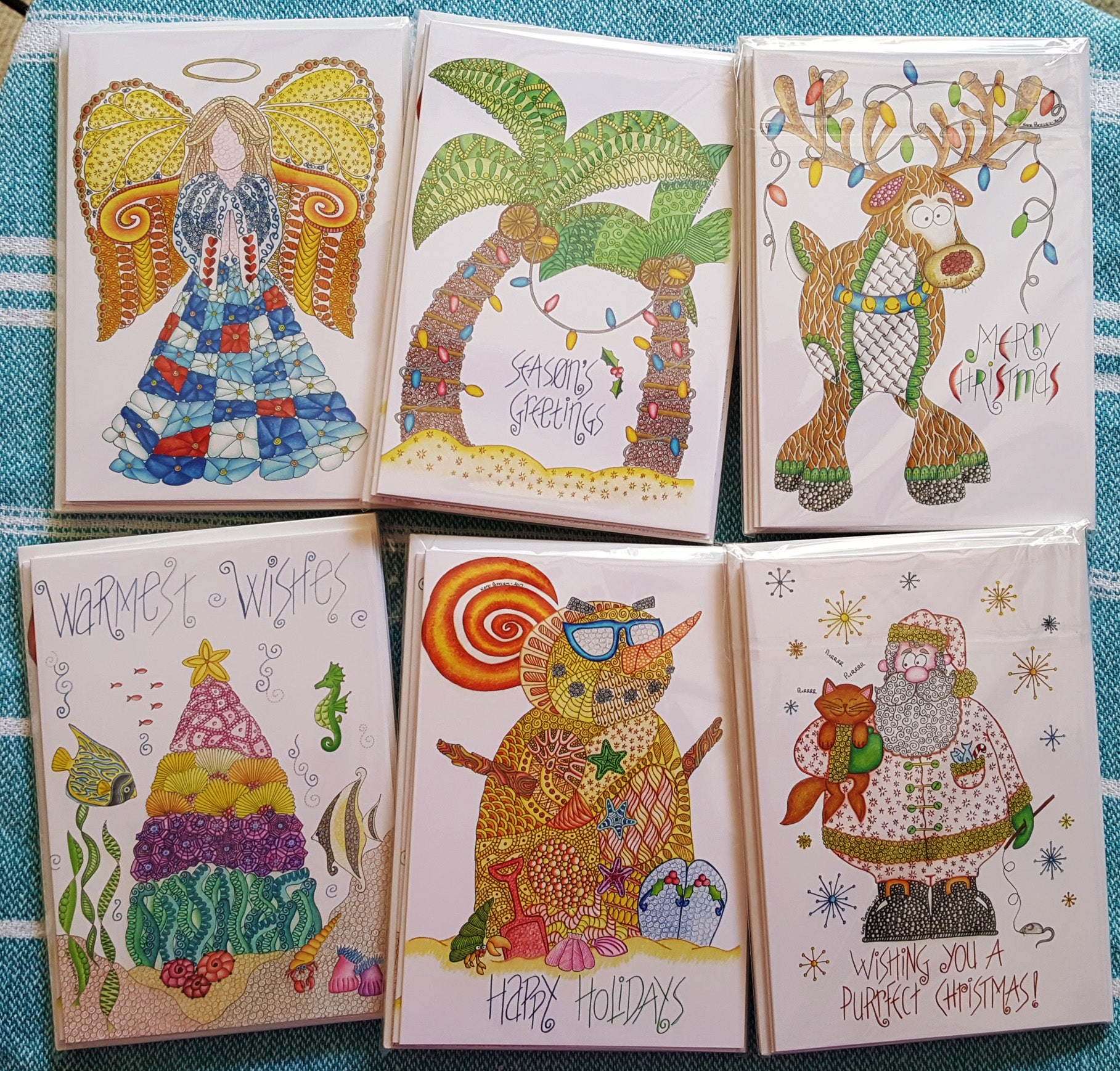 Christmas Card - 6 Pack