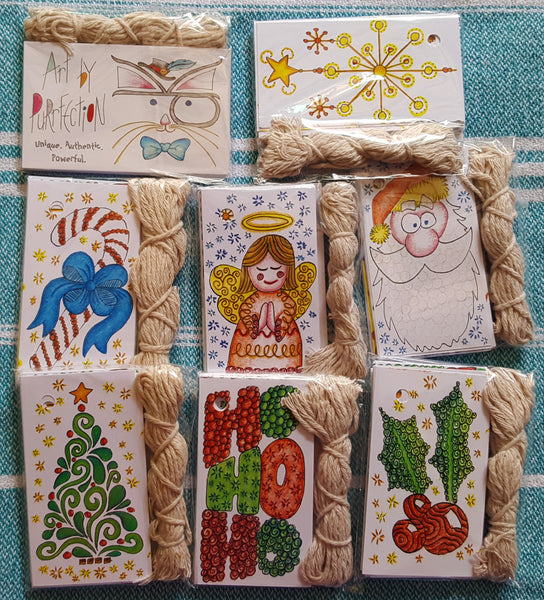 Christmas Gift Tags - 21 Pack