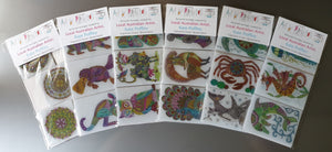 Fridge Magnets - 6 Packs