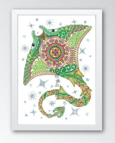 Sea Spirit - Prints