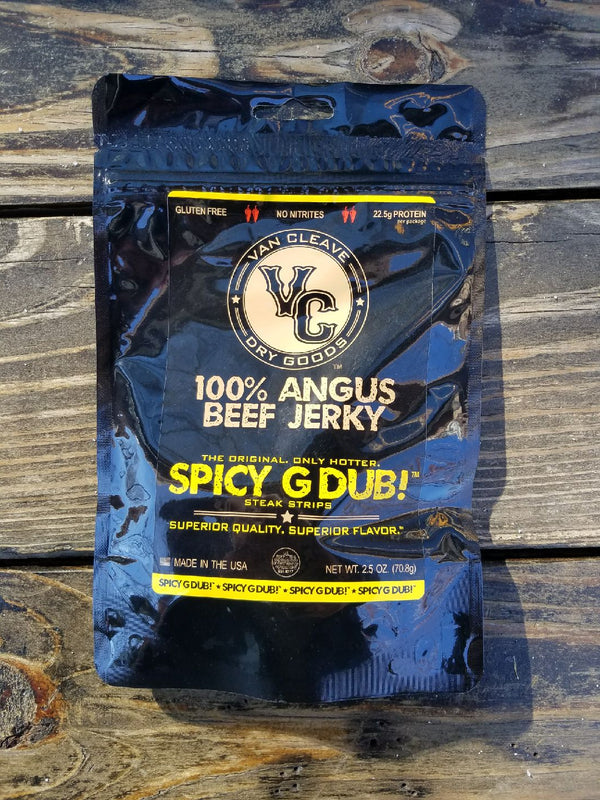 Spicy G Dub! 2 Pack Combo (Save $1)